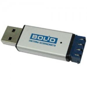 Преобразователь интерфейса USB-RS232