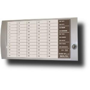 Блок индикации системы пожаротушения С2000-БИ исп.02