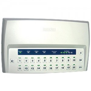 Прибор приемно-контрольный охранно-пожарный Сигнал-20М