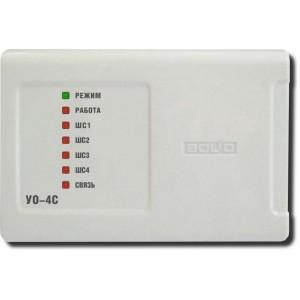 Устройство оконечное объектовое приемно-контрольное c GSM коммуникатором УО-4С исп. 2