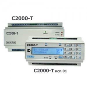Контроллер технологический С2000-Т исп.01