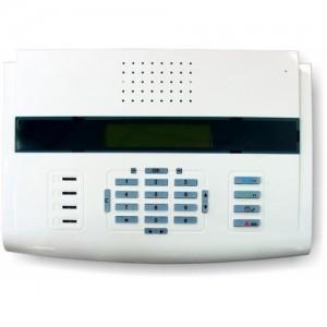 Прибор приемно-контрольный охранно-пожарный Астра-812М