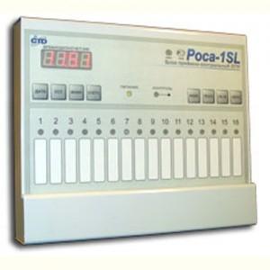 Блок приемно-контрольный Роса-1SL БПК-16