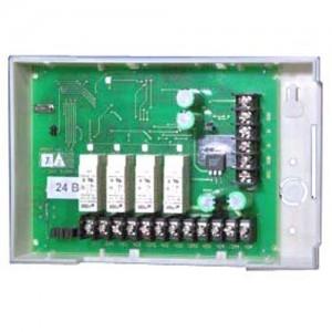 Блок релейный адресный БРА-03-4-12, корпус IP 20