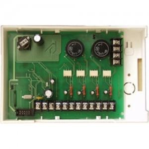 Контроллер для приема сигналов обратной связи от устройств пожарной автоматики сетевой СКШС-03-4-7, корпус IP 20