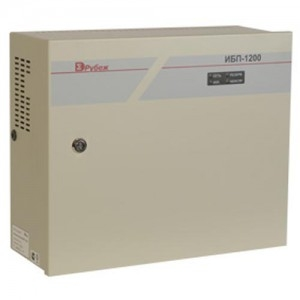 Источник вторичного электропитания резервированный ИБП-1200