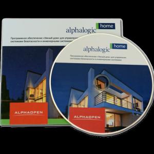ПО для управления системами безопасности и инженерными системами RUS-HMX Лицензия Alphalogic® Home MAX