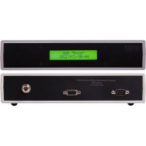 Модем GSM Центральная мониторинговая станция «Контакт GSM». GSM канал, в сборе (без GSM антенны)
