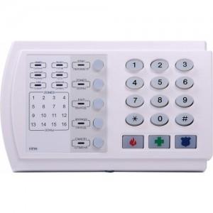 Панель охранная радиоканальная Контакт GSM-10