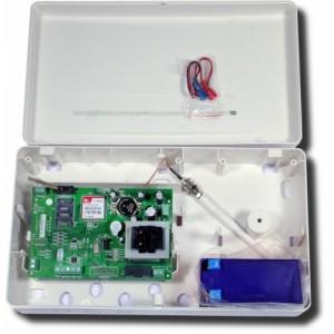 Панель охранная радиоканальная с внешней антенной Контакт GSM-10А с внешней антенной