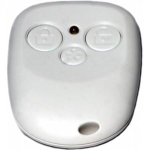 Радиобрелок для управления приемно-контрольными устройствами RBR1 (белый)