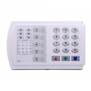 Панель охранно-пожарная Контакт GSM-9 Охранно-пожарная панель