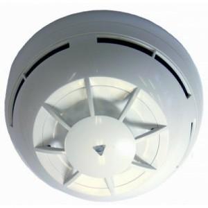 Извещатель пожарный дымовой оптико-электронный точечный радиоканальный со встроенный звуковым оповещателем Аврора-ДСР (ИП 21210-3/2) (Стрелец®)