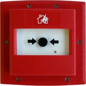Извещатель пожарный ручной радиоканальный ИПР–РВ (Стрелец®)