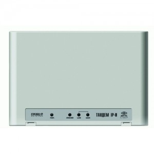 Устройство связи системы «Стрелец-Интеграл» с ПЦН по каналам Ethernet и GSM Тандем-IP-И исп.2 (Стрелец-Интеграл®)