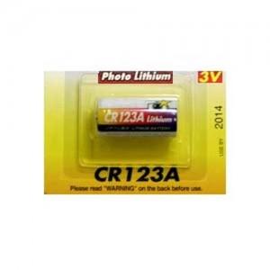 Элемент питания (батарея) для приборов радиосистемы «Стрелец®» CR 123A