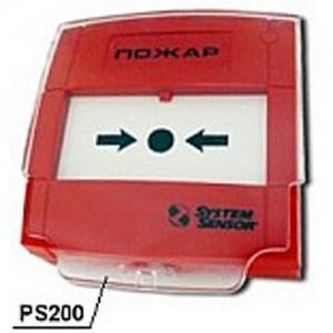 Крышка защитная прозрачная для МСР PS200