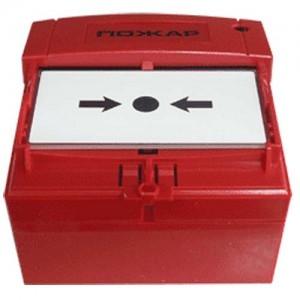 Стекло безопасное сменное для ручных извещателей KG-1 (10 шт.)