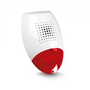 Оповещатель охранно-пожарный свето-звуковой SP-3001R