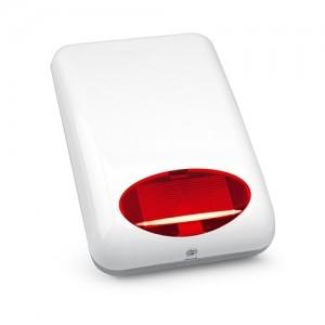 Оповещатель охранно-пожарный свето-звуковой SPL-5010 R