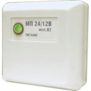 Модуль преобразователя напряжения МП 24/12В исп.02