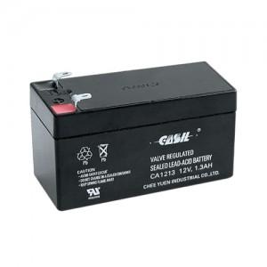 Аккумулятор герметичный свинцово-кислотный 12 В, 1,2 Ач