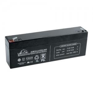 Аккумулятор герметичный свинцово-кислотный 12 В, 2,3 Ач