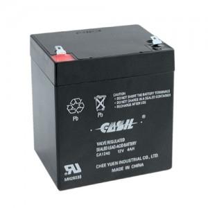 Аккумулятор герметичный свинцово-кислотный 12 В, 4,5 Ач
