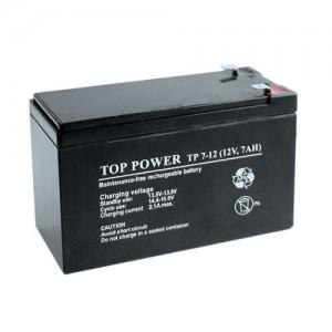 Аккумулятор герметичный свинцово-кислотный 12 В, 7 Ач