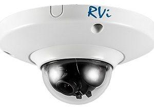 Купольная IP- камера видеонаблюдения RVi-IPC32MS(6mm)