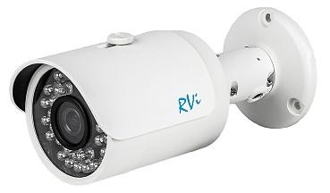 Уличная IP-камера видеонаблюдения RVi-IPC42S