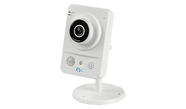 Фиксированная малогабаритная IP-камера RVi-IPC12SW(2,8мм)
