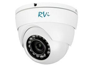 Антивандальная IP-камера видеонаблюдения RVi-IPC33S(2,8мм)