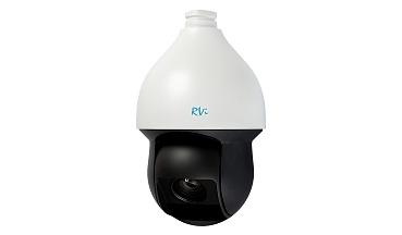 Скоростная купольная IP-камера видеонаблюдения RVi-IPС62Z30