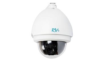 Скоростная купольная IP-камера видеонаблюдения RVi-IPС52Z30 PRO(4,3-129mm)