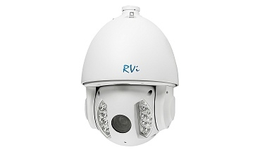 Скоростная купольная IP-камера видеонаблюдения RVi-IPС62Z30 PRO(4,3-129mm)