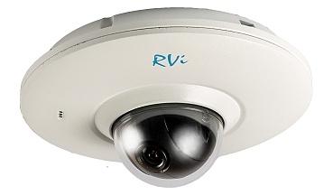 Поворотная купольная IP-камера видеонаблюдения RVi-IPС53М(3,6мм)