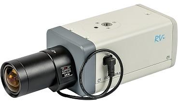 IP-камера  видеонаблюдения в стандартном исполнении RVi-IPС22DN (без объектива)