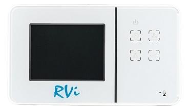 Видеодомофон цветной RVi-VD1mini (корпус белый)