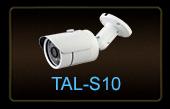 Уличная  AHD-видеокамера  TAL-S10