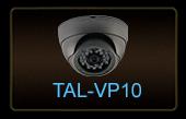 Антивандальная AHD-видеокамера  TAL-VP10
