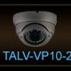 Антивандальная AHD-видеокамера  TAL-VP10-2