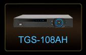 AHD-видеорегистратор TGS-108AH