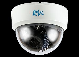 Купольная IP-камера видеонаблюдения RVi-IPC32S (2.8-12 мм)