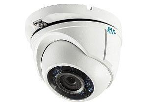Антивандальная  HDTVI-камера  RVI-HDC321VB-T(2,8мм)