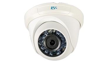 Купольная   HDTVI-камера  RVI-HDC311B-T(2,8mm)
