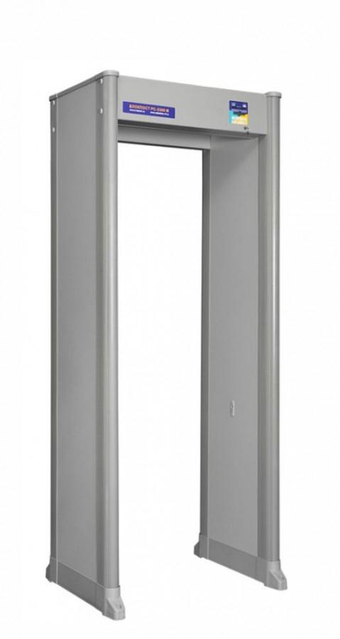 Металлодетектор арочный блокпост РС-3300М