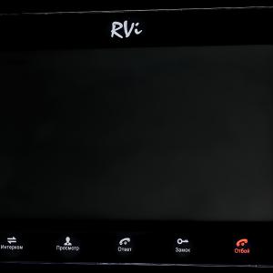 Видеодомофон RVi-VD7-11M (белый и черный корпус)