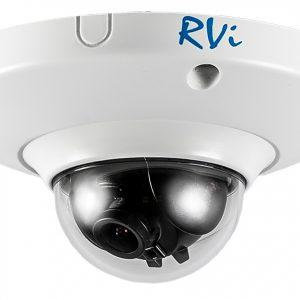 Антивандальная IP-камера видеонаблюдения RVI-IPC74 «рыбий глаз»