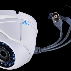 Антивандальная TVI камера видеонаблюдения TVI RVi-HDC311VB-AT (2.8 мм)